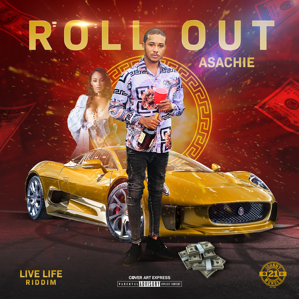 ASACHIE - ROLL OUT #APPLEMUSIC #SPOTIFY  TOMORROW @JOELPRODUCTIONS @asachie1