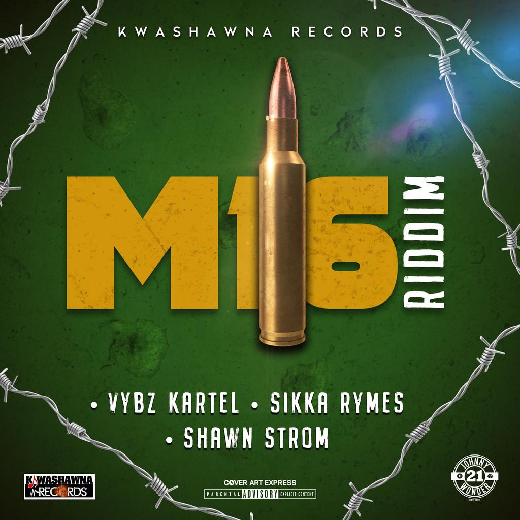 M16 RIDDIM - #APPLEMUSIC #SPOTIFY 6/7/2019 @Kwashawnarecord @ShawnStormMuzic