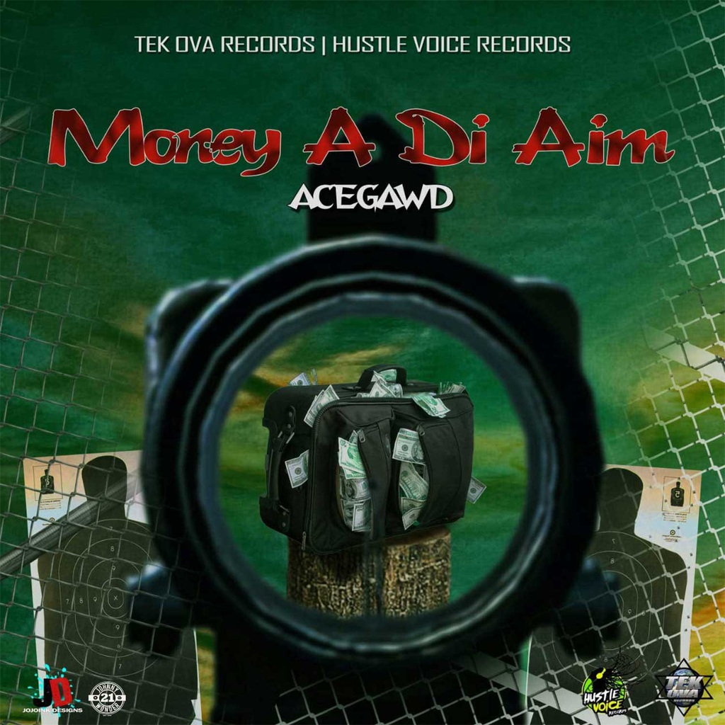 ACEGAWD  - MONEY A DI AIM  - #APPLEMUSIC #SPOTIFY 6/21/2019 @HUSTLEVOICERECORDS4 @TEKOVARECORDS